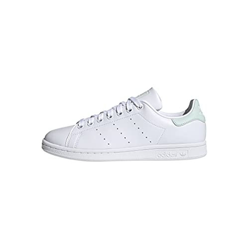 adidas Originals LRN39, Scarpe da Ginnastica Donna, Bianco, Verde, Nero, 40 EU