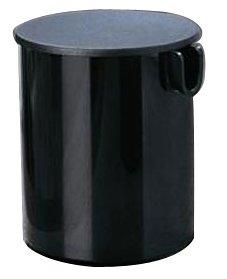 Stelton 1030 Sahnekännchen, schwarz, 0,25 l