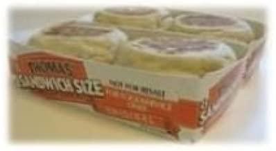 Maplehurst Bakery Thomas Sandwich Original English Muffin -- 48 per case.