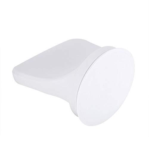 Samfox Dusche Fußablage - Badezimmer Premium-Kunststoff-Fußablage Macht Rasur Beine Einfachere