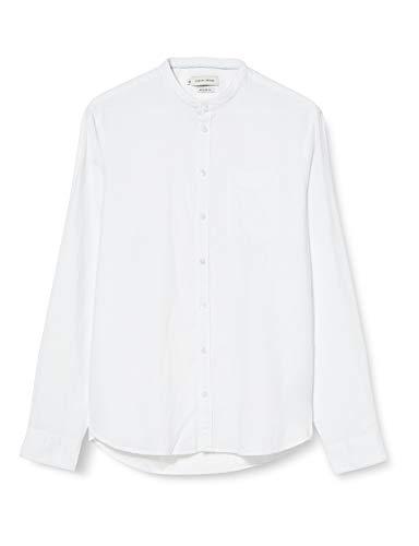 CASUAL FRIDAY Herren Shirt Cfanton Cc Freizeithemd, Weiß (Bright White 50105), X-Large (Herstellergröße: XL)