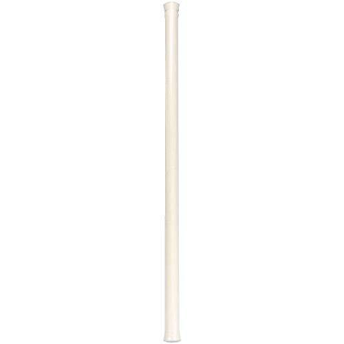 Barre droite blanc extensible - 1000 à 1800 mm - Ø 28 mm - Bossini