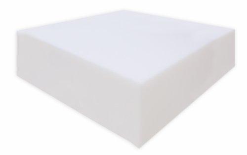 Dibapur - 10 St. PUR RG20/17 Schaumstoff Polster, schaumstoffmatte, Verpackungsschaumstoff, Schaumstoff TYP RG20 ca.100cm x 200cm x 1cm