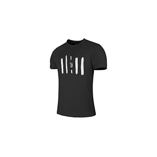MIGLIARDI F.C. Juventus T-Shirt Maglietta Ufficiale (150 gr) - Bambino/Ragazzo - Varie Taglie Disponibili (Anni 6-8-10-12-14-16) (12 Anni)