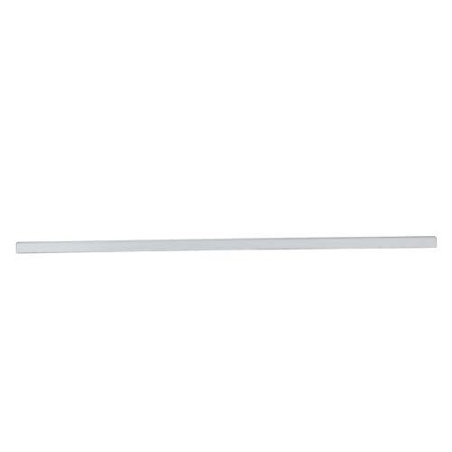 Bauknecht Whirlpool 481246089084 ORIGINAL Leiste Zierleiste Schiene Halterung Glasplatte Glasplattenhalterung Boden Platte Profil Kühlschrank auch Ignis Philips Ikea wie Indesit Ariston C00312756