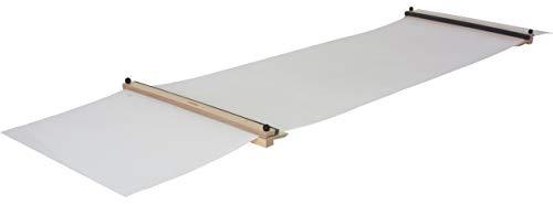 Pedalo Sport e Fitness Slide-X 300, Trasparente – Legno, 3000 x 750 x 60 cm