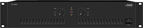 IMG STAGELINE STA-1000D Stereo PA-Digital-Verstärker schwarz