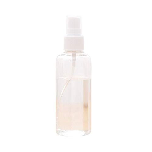 Cosmetic Bottles 10pcs Cosmetic Spray Bottle Fine Mist Sprayer PE Empty Makeup Water Container X7YB (Color : 100ml)
