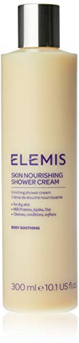 ELEMIS Skin Nourishing Shower Cream; Enriching Shower Cream, 10.1 Fl Oz