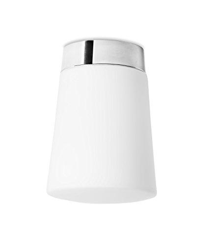 Preisvergleich Produktbild LEDS C4 15 2514 21-f9 Bob Deckenleuchte 1 x E27 max 60 W 1 x E27 max. 18 W chrom