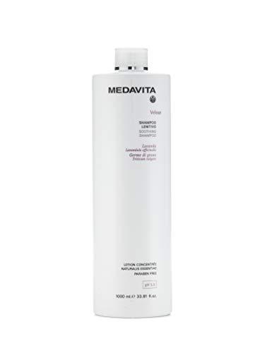 MEDAVITA VELOUR Soothing Shampoo 1000ml