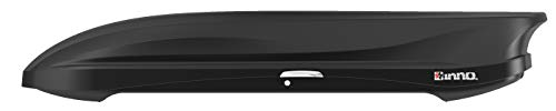 INNO BRM864MBK Wedge Plus Cargo Box 13 Cubic FT (Black)