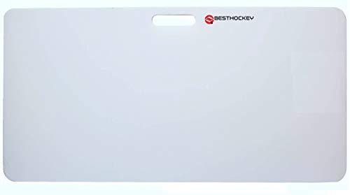 Shooting Pad, Trainingsplatte Eishockey, Schießplatte 150x75 cm HDPE