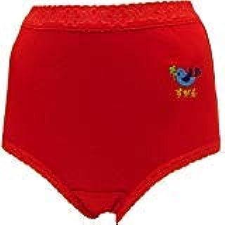 赤パンツの元祖 巣鴨のマルジ 幸せの青い鳥ショーツ2枚セット
