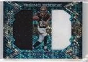 Panini Spectra Tyler Boyd #3/99 (Football Card) 2016 Rising Rookie Materials - Neon Blue #21