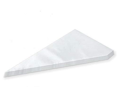 Spritzbeutel, Chantwon 100pcs Dressiersack Mittlere Größe Spritzbeutel Set für Zuckerguss und Kuchen Dekorieren Gebäck Zucker Fondant