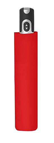 Parapluie anti-vent Doppler Carbonsteel Magic Rouge