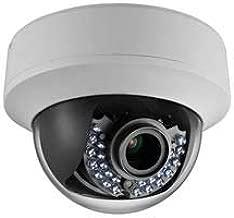 Hikvision OEM 2.8~12mm Motorized Lens HD-TVI 1080p Indoor IR Day/Night Dome Camera HD-TVI & Analog Outputs 12VDC/24VAC
