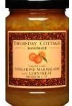 Thursday Cottage Tangerine Marmalade with Cointreau Medium Cut