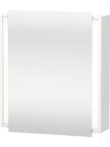 Duravit Spiegelschrank Ketho 180x650x750mm 1 Spiegeltür, weiß matt, KT7530R1818