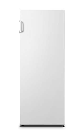 Hisense FV191N4AW2 Gefrierschrank/ TotalNoFrost/ SuperFreeze/ Türalarm/ Multiflow 360°/ BigBox/ 143,4 cm/ Gefrierteil 147 l/ 41 dB/ 205 kWh/Jahr/ Inox-Look