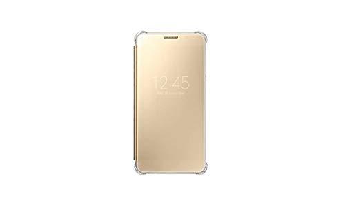 Samsung Clear View Cover per Galaxy A5 2016, Giallo