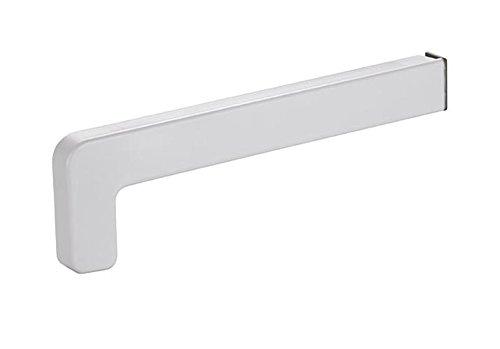 Fensterbank Gleitabschluss Kunststoff 70-360 mm WEISS SILBER DUNKELBRONZE