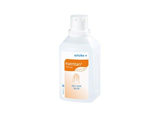 Esemtan Dry Skin Balm - Farbstofffreier Körperpflege-Balsam für die anspruchsvolle und trockene Haut, 500 ml