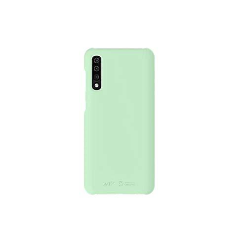 Samsung Galaxy A50 - Custodia rigida per Samsung Galaxy A50, colore: Verde menta