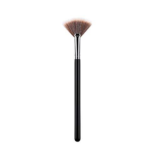 Demarkt Schminkpinsel Kosmetikpinsel Lidschatten pinsel Fächerform Bürstenkopf Make-up Pinsel...