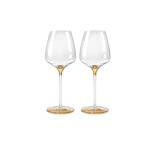 FEANG Wine Glasses Wine Glasses, 900ml, 2-piece Set,highly Functional White Wine Goblets, Versatile Wine Glasses Gift for Housewarming Party Champagne Glasses
