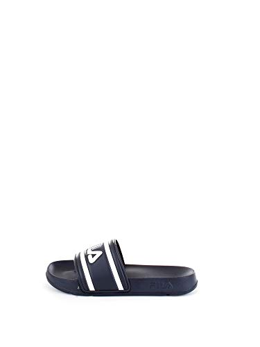 FILA Morro Bay 2 men Herren Slipper, Blau (Dress Blue), 44 EU