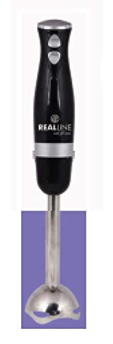 Real Line Black Colour Hand blender ORBIT DLX RL-145