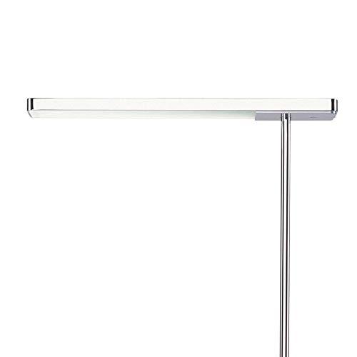 Slice² LED mit Adapter für USM Haller Tisch, Restposten - glanzverchromt BxHxT 95x113x13cm 3000K 12710lm