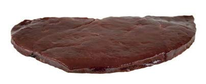 American Foods Group Super Special Sale SALE held Sliced Portion Calf 4 -- eac Ounce Liver 1
