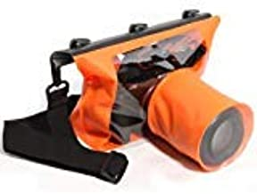 Tteoobl 65 Feets SLR/DSLR Camera Waterproof uederwater Bag Waterproof case for Canon Nikon Fuji Pentax Samsung Sony