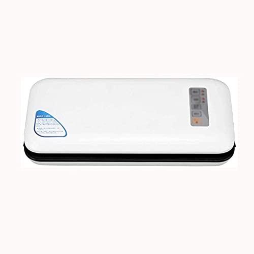 ZHEYANG Embasadoras Vacio Sistema automático de Sellado de Aire al vacío con Modos de Alimentos Secos y húmedos Sellado de Bolsas para la conservación de Alimentos Vacuum Sealer Model:G07016(Color
