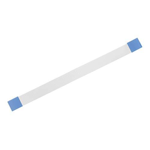 AnXiongStore Cable Conector Flexible de Cinta Flachbandkabel con botón de Encendido de 14 Pines para Controlador Sony Playstation Ps4 Dualshock