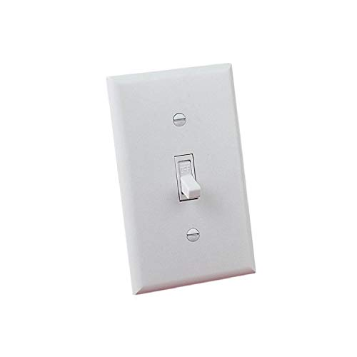 Rasmussen WS-1 Wired Wall Switch On/Off Fireplace Control - (RAS-WS-1)