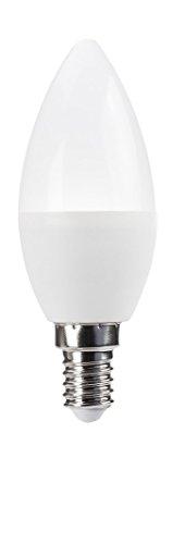 Smartwares Smart Home Pro | E14 LED Lampe, stufenlos einstellbar & dimmbar | Alexa kompatibel & App steuerbar via Basisstation, transparent