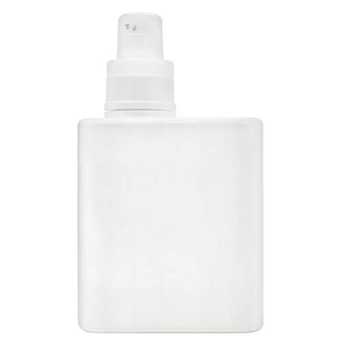 レック 詰め替え 洗剤ボトル 1000ml ( 液体洗剤用 ) 無地 ホワイト デザインシール付き W00138