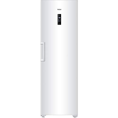 Haier H2F-255WSAA - Congelador (Vertical, 296 L, SN-T, Sistema de descongelado, A++, Blanco)