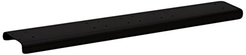 Salsbury Industries 4884BLK Spreader 4 Wide for Rural and Townhouse Mailbox, Black