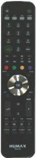 bester Test von humax icord cable Originalfernbedienung für Humax I-Cord HD + und Humax VA HD-5300 Humax RM-F04