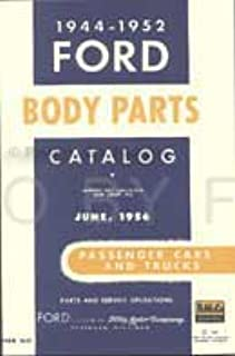 Best 1949 ford truck parts catalog Reviews