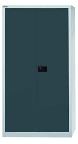 BISLEY Aktenschrank   Werkzeugschrank   Flügeltürenschrank aus Metall abschließbar inkl. 3...