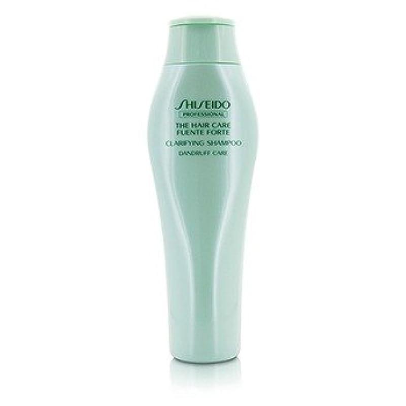 が欲しい電子レンジオーブン[Shiseido] The Hair Care Fuente Forte Clarifying Shampoo (Dandruff Care) 250ml/8.5oz