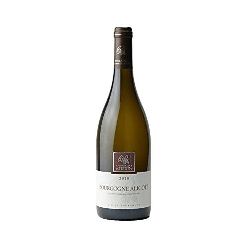 Bourgogne Aligoté Blanc 2018 - Domaine Parigot Père et Fils - Vin AOC Blanc de Bourgogne - 75cl - Cépage Aligoté