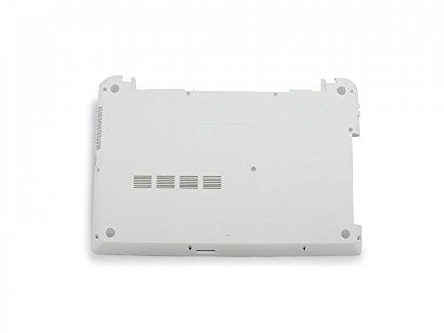 Toshiba Satellite L50D-B Original Gehäuse Unterseite weiß