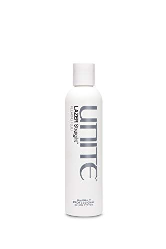 Lazer Straight Relaxing Fluid by Unite for Unisex, 8 oz